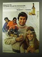 1971 Seagram's V.O. Canadian Whisky Ad - Out of Life