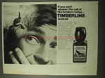 1971 English Leather Timberline After Shave Ad