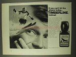 1971 English Leather Timberline After Shave Ad - Slopes