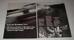 1970 Sears Dynaglass Tires Ad - Tested All Kinds