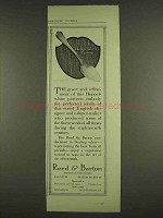 1913 Reed & Barton Heppelwhite Pattern Spoon Ad