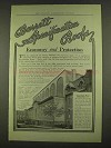 1913 Barrett Specifiation Roofs Ad - Economy