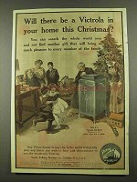 1912 Victor Victrola XL Phonograph Ad - This Christmas