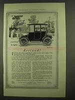 1912 Anderson Clear Vision Brougham Model 42 Car Ad