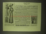 1909 Sears, Roebuck Ladies Tailored Suit Ad