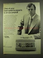 1972 Victor 1800 Electronic Calculator Ad - Experts