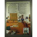 1972 Holiday Inn Ad - Businessman's 10 Most Wanted