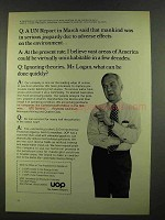 1972 UOP Universal Oil Products Company Ad - Jeopardy