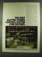 1972 The Southern Company Ad - Power Control System