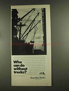 1972 ATA Great Dane Trailers Ad - Who Can Do Without