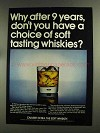 1972 Calvert Extra Whiskey Ad - After 9 Years