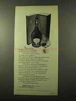 1972 Christian Brothers Brandy Ad - XO Rare Reserve