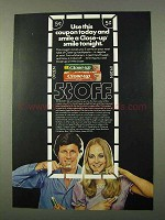 1972 Close-Up Toothpaste Ad - Smile Tonight