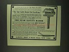 1907 Kampfe Bros Star Safety Razor Ad - Par Excellence