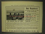 1906 Sea Breeze Resort Ad - Buy Happiness