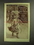 1903 Swift's Premium Hams and Bacon Ad - Welcome