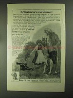 1903 Rider-Ericsson Hot-Air Pump Ad - Independence