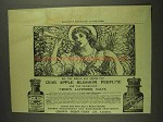 1893 Crown Perfumery Crab Apple Blossom Perfume Ad