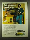 1973 Mayflower Movers Ad - Get a Mover You Know