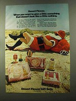 1973 Desert Flower Fragrance Sets Ad