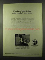 1973 Warner & Swasey Wiedematic Mach II Punching Ad