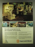 1973 Ingersoll-Rand Ad - Automatic Production Systems
