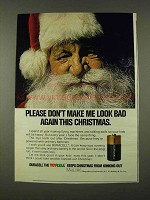 1973 Duracell Batteries Ad - Don't Make Me Look Bad