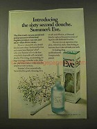 1973 Summer's Eve Douche Ad - Sixty Second