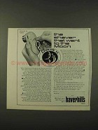 1973 Haverhill's Wind-up Monaco Shaver Ad - To Moon