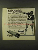 1973 Haverhill's Exer-Gym Ad - Bart Starr Works Out