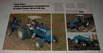 1973 Ford 9600, 5000 and 3000 Tractors Ad