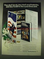 1974 U.S. Postal Service Ad - They Don't Break