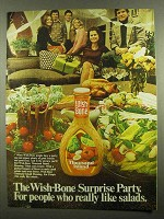 1974 Wish-Bone Thousand Island Dressing Ad