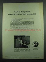 1974 Warner & Swasey MACH II Punching Machine Ad