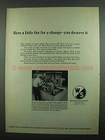 1974 Warner & Swasey 2-SC NC Turret Lathe Ad - Little Fun