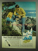 1974 Belair Cigarettes Ad - Fresh With Belair