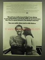 1974 Safeco Insurance Ad - My Girl Was Embarrassed