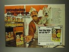 1974 Milk-Bone Dog Treats Ad - Dogs' For Dogs