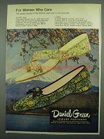 1974 Daniel Green Shinto and Lotus Shoes Ad