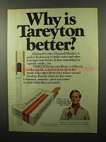 1975 Tareyton Cigarettes Ad - Why is Tareyton Better?