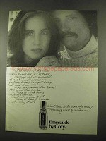 1975 Coty Emeraude Perfume Ad - Really Knows Me