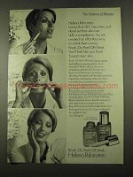1975 Helena Rubinstein Brush-on Peel-Off Mask Ad
