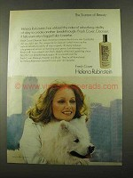 1975 Helena Rubinstein Fresh Cover Cleanser Ad