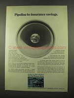 1975 Employees Insurance of Waussau Ad - Savings