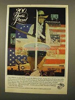 1975 U.S. Marines Ad - 200 Years Proud