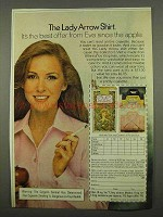 1975 Eve Cigarettes Ad - The Lady Arrow Shirt