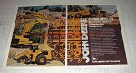 1975 John Deere Construction Equipment Ad - Conexpo