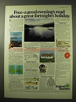 1977 Ireland Tourism Ad - A Good Evening's Read