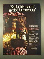 1977 A.H. Robins Donnagel-PG Ad - The Bananas