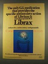 1977 Roche Librax Ad - G.I. Medication